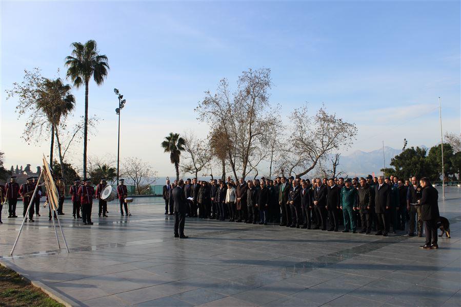 Bölge Müdürlüğümüzce 26 Ocak Dünya Gümrük Günü Kutlandı